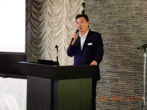 川木建設株式会社 平成29年度経営方針発表会