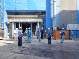 建災防 安全パトロール 川木建設