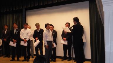 川木建設 2019年度 経営方針発表会3