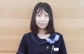 野口茉里子さん