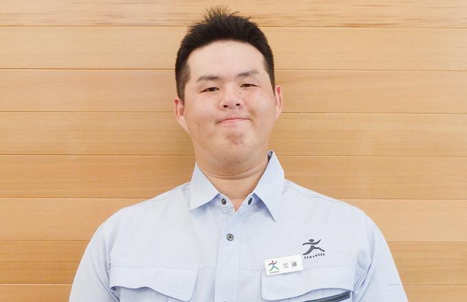 加藤悠祐さん